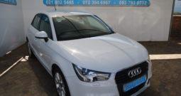 2012 Audi A1 1.6 TDI Sportback  Ambition