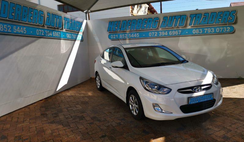 2014 Hyundai Accent 1.6 Fluid GLS A/T full