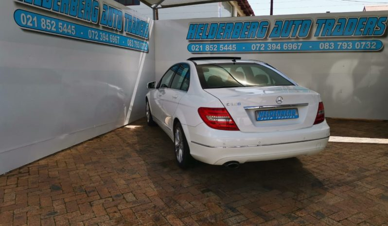 2014 Mercedes Benz C180 full