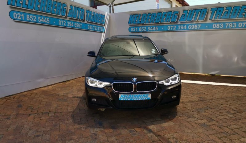 2016 BMW 320i 40th Year Edition full