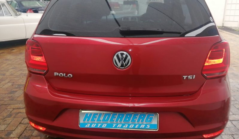 2015 VW Polo 1.2 TSi Highline 81kw Manual full