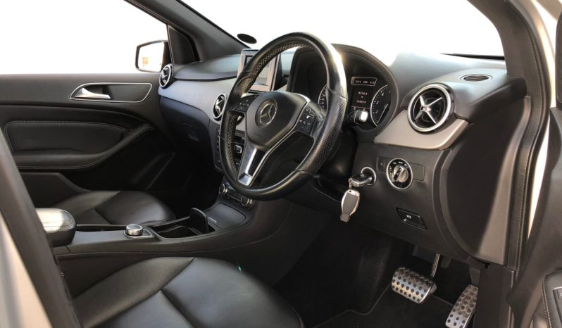 2013 Mercedes B200 BE AUTO full