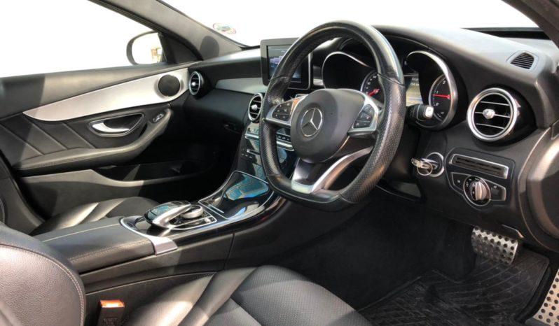2016 Mercedes C220 AMG A/T Bluetec full