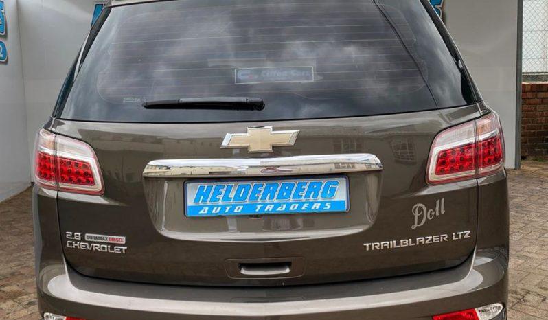 2013 Chevrolet Trailblazer 2.8D 4×4 LTZ M/T full