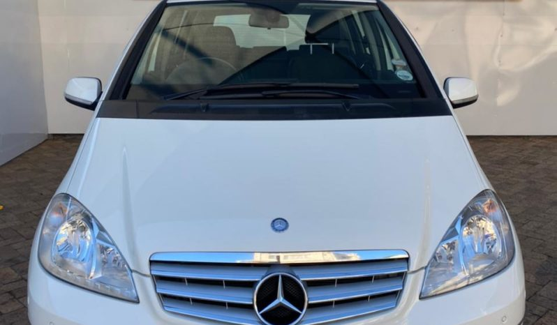 2012 Mercedes-Benz A-Class A180 Avantgarde Auto full