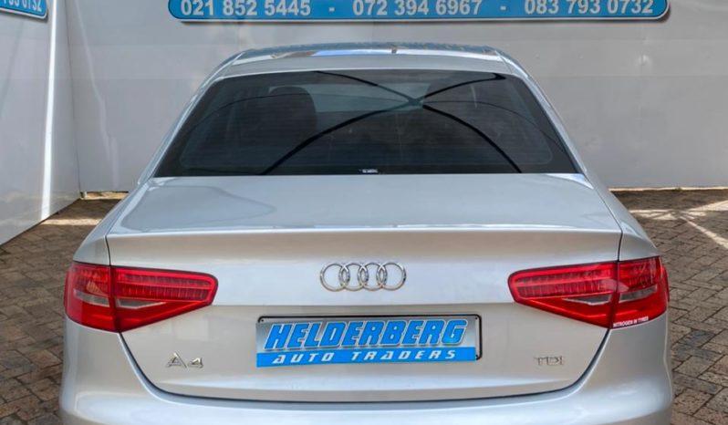 2014 Audi A4 2.0 TDi Multitronic (B7) full