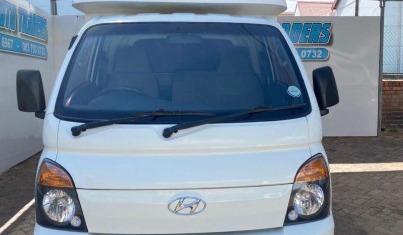 2016 Hyundai H-100 Bakkie 2.6D a/c Chassis Cab full